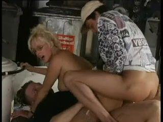 German,DP,Vintage,Mature,Blonde