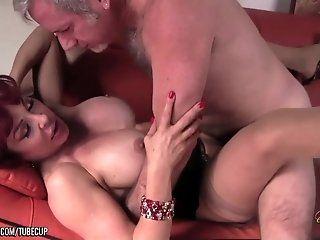 Pornstars,HD,Big Tits,Latina,Hardcore,Blowjob,Mature Sexy Vanessa...