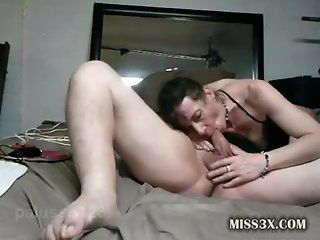 Blowjob;Amateur;Mature Old woman big...