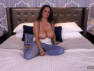 Big Tits;Anal;Mature;Facials;MILF MILF Analisa