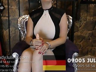 Big Tits;Mature;MILF;Masturbation;HD JOI sexy German...