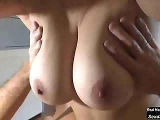 Mature;MILF;HD Mrs Boobs vs Mr Cum