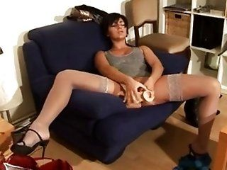 Anal;Amateur;Group;Mature;MILF;Double Penetration German MILF love...