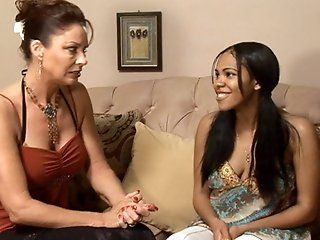 Lesbian,Fingering,Mature Nubia is a little...