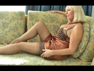 Stockings,Mature