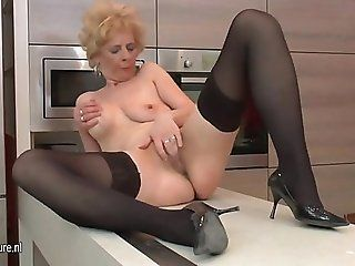 Amateur;Mature;MILF Ugly mature slut...