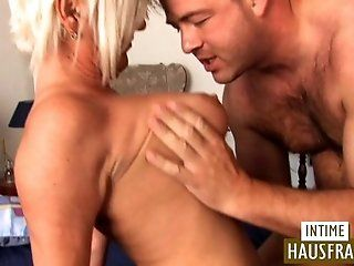 Big Tits;Mature;Facials;Blonde;HD Wild ride at...