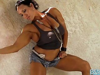 Big Tits;Mature;MILF;Latina;Masturbation;HD Denise Masino...