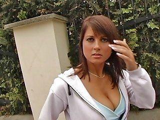 Amateur,Big Butt,Blowjob,Brunette,European,Facial,Mature Here is a great...