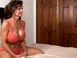 Cunnilingus,Fingering,Lesbian,Big Tits,Mature Deauxma gets wet watching Deauxma in...