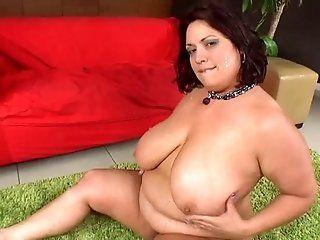 BBW,Mature,Group Sex,Interracial Mature brunette...