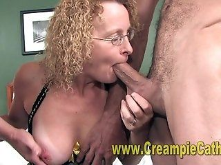Group;Mature;Gangbang;Blonde;Creampie;HD Huge GangBang...