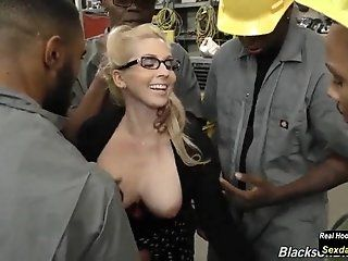 Mature;MILF;HD Perfect White Mom Fucked and...
