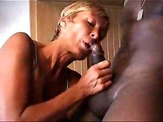 Anal;Mature;MILF;Interracial French Wife Fucks...