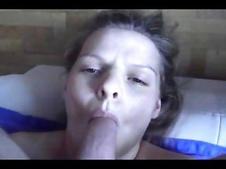 Blowjob;Amateur;Mature Great homemade...