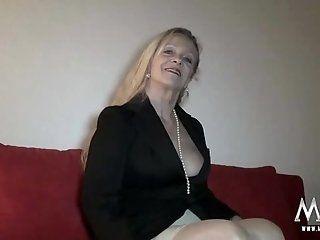 Big Tits;Mature;Blonde;Lingerie;HD MMV FILMS Sexy...