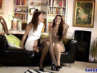 Lesbian;Mature;MILF;HD Classy mature...