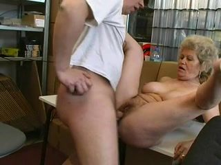 Grannies,Hairy,Mature