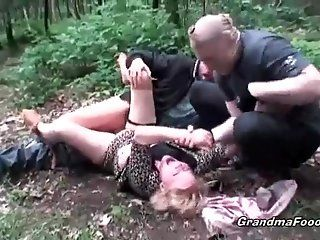 Mature,Blonde,Hardcore,Threesomes,Blowjob Two hot and horny...
