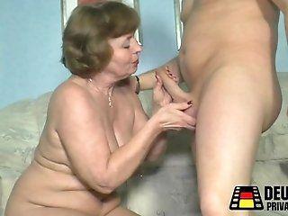 Big Tits;Amateur;Mature;MILF;HD Omi und Opi treiben es wild!