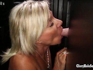 Big Tits;Blowjob;Cumshot;Group;Mature;Facials;Gangbang;Blonde;POV;HD Gloryhole Secrets...