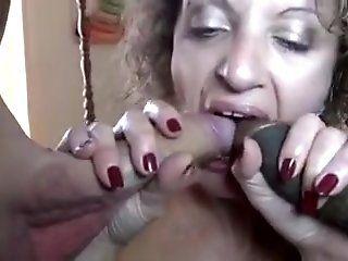 Mature,Threesomes,Anal,Cumshots