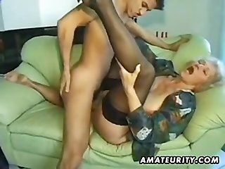 Blowjob;Amateur;Mature;Facials Old amateur...