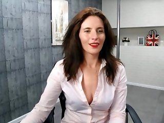 Mature;Blonde;Lingerie 25th Web Cam...