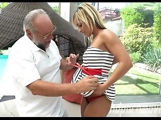 Mature;HD Grandpa need...
