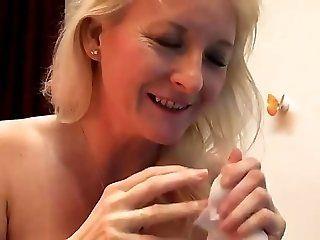 Mature;Blonde LiveSpicyCams-Com...