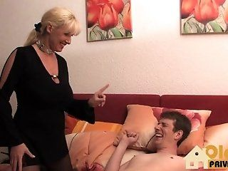Big Tits;Amateur;Mature;MILF;Blonde;HD Fick mit meiner...