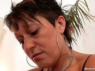 Lesbian;Mature;MILF;HD Mom Loves Mom -...