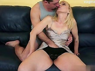 Anal;Mature;Blonde Hot model mouth...