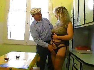 Mature;MILF;Blonde Papy Voyeur 6