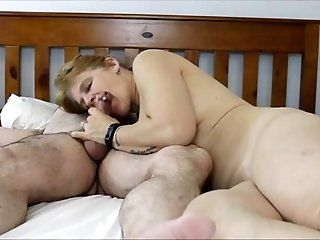 Amateur;Mature;Creampie Mature wife...