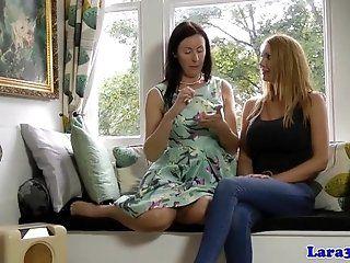 Lesbian;Mature;HD Mature lesbians...