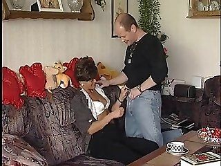 Amateur;Mature;MILF One horny neighbor