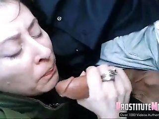 Blowjob;Amateur;Mature Chick Sucking...