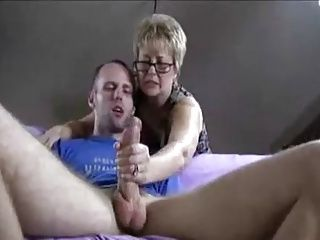 Amateur;Handjobs;Matures;Threesome;Dick Sucking;Mother;Granny;Tugging;GILF;Helping;Caught Caught Jerking...