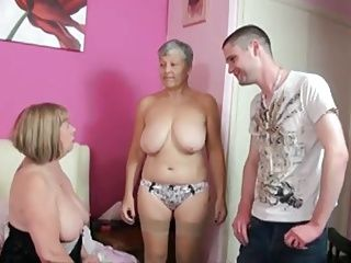 Young;BBW;Matures;Old+Young;Threesomes;Tits;Top Rated Two Matures And A...