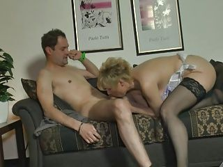 German;Matures;MILFs;Report Mutti Report 10