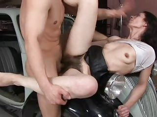 Creampie;Hairy;Matures;Very Hairy Pussy;Very Hairy;Pussy Fuck;Pussy Fuck Very Hairy...
