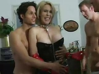 Double Penetration;Gangbang;Matures Erica Lauren...