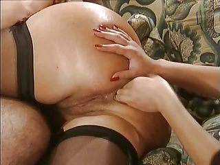 Anal;Hairy;Matures;Threesome;Golden;Mature Sex mature sex (part 2)