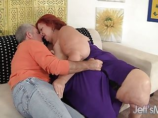 BBW;Hardcore;Matures;Redheads;HD Videos;Sweet Cheeks;Redhead Hardcore;Mature Hardcore;Sweet Sex;Cheeks;Mature Sex;Redhead;St. Patrick's Day;Jeffs Models Redhead Mature...