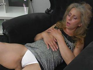 Amateur;Grannies;Matures;MILFs;Hairy;HD Videos;Mother Masturbating;Masturbating Watching;Mother;Watching;Masturbating;Mature NL Mature mother masturbating watching...