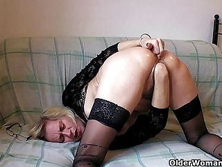 Fingering;Grannies;Masturbation;Matures;MILFs;Fisting;Old;Natural Tits;Chubby;Granny;Older;Grandma;GILF;Mother;Big Tits;Soccer Mom;Bathroom;Solo;Fisting Grannies;Mature Fisting;Older Woman Fun Grannies and...