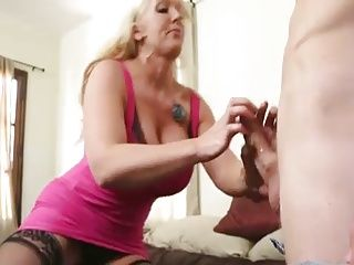 Big Boobs;Blowjobs;Matures;MILFs;Cougars;Sexy;Mother;Son;Taboo;English;Blonde Cougar Blonde Cougar