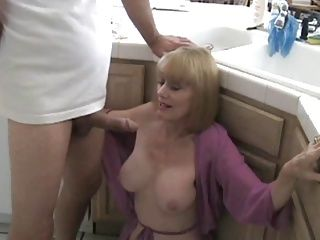 Big Boobs;Matures;MILFs;Ass Fuck;Mother;Son;Taboo;Fake Tits;Point of View;First Encounter;Encounter;First mskyy taboo first...