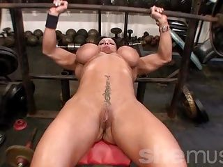 Masturbation;Matures;Softcore;Rhonda Lee;Rhonda;SheMuscle Rhonda Lee...